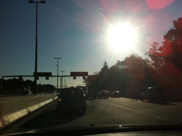 Sunshine over Motorring 3