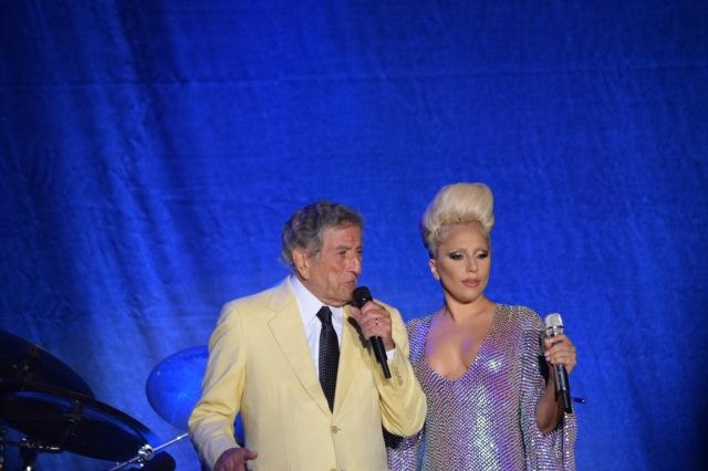Tony Bennett & Lady Gaga, Tivoli, Copenhagen, July 8