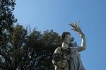 Statue, Boboli Gardens